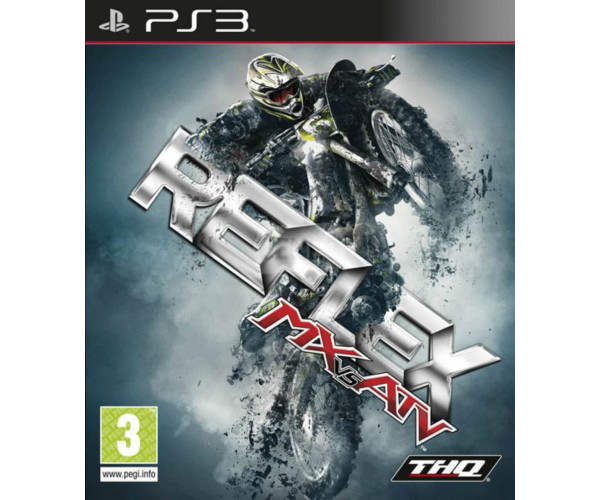 MX VS ATV : REFLEX - PS3 GAME