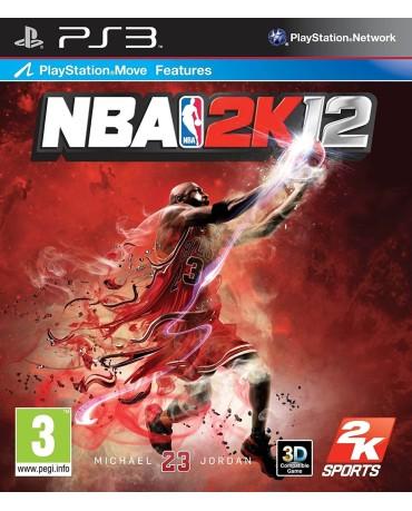 NBA 2K12 ΜΕΤΑΧ – PS3 GAME