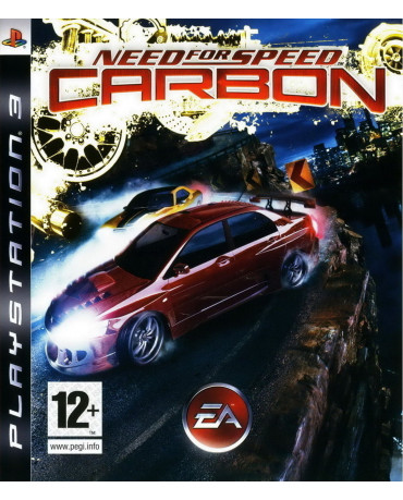 NEED FOR SPEED CARBON - PS3 GAME