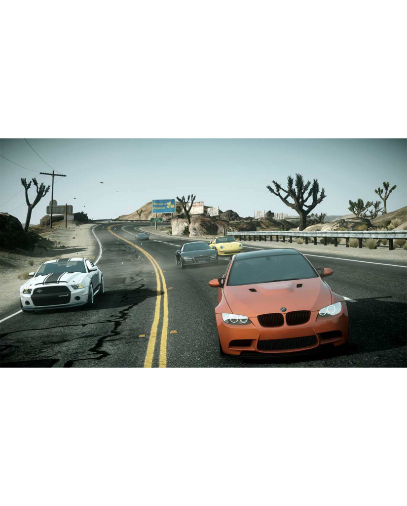 NEED FOR SPEED: THE RUN ESSENTIALS - PS3 GAME