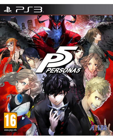 PERSONA 5 - PS3 GAME