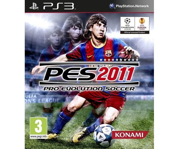 PRO EVOLUTION SOCCER 2011 ΕΛΛΗΝΙΚΟ ΜΕΤΑΧ. - PS3 GAME