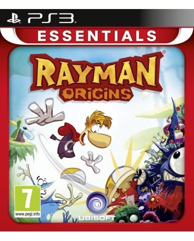 RAYMAN ORIGINS ESSENTIALS – PS3 GAME