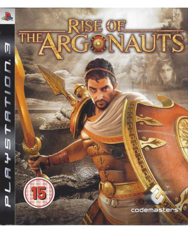RISE OF THE ARGONAUTS - PS3 GAME