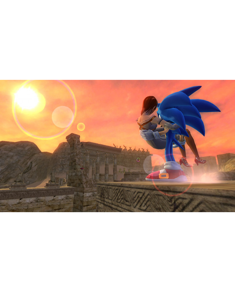 SONIC THE HEDGEHOG - PS3 GAME