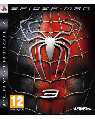 SPIDER-MAN 3 - PS3 GAME