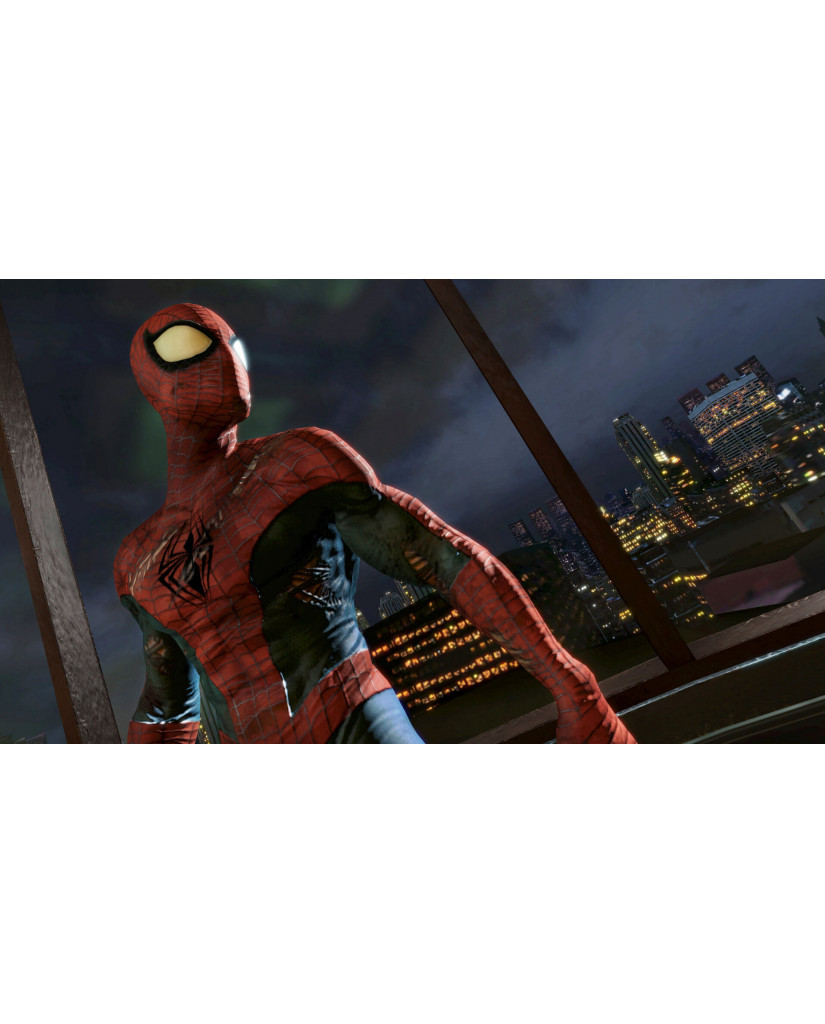 SPIDER - MAN: EDGE OF TIME - WII GAME