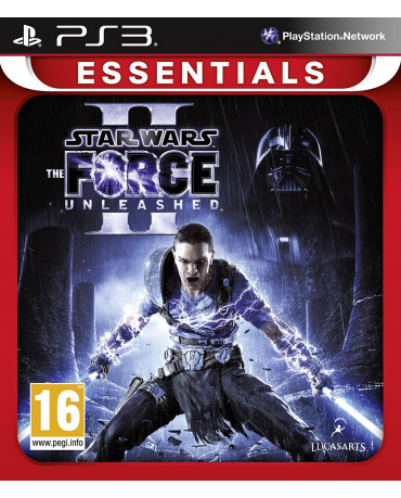 STAR WARS: THE FORCE UNLEASHED II ESSENTIALS METAX. - PS3 GAME