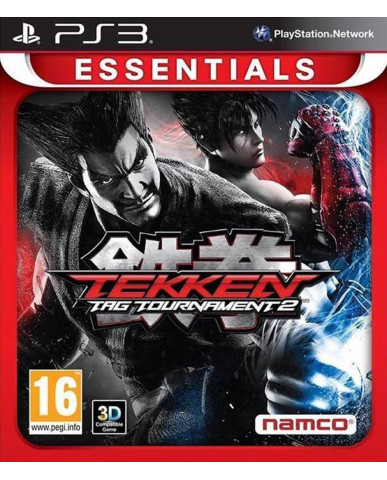 TEKKEN TAG TOURNAMENT 2 ESSENTIALS - PS3 GAME