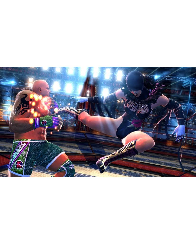 TEKKEN TAG TOURNAMENT 2 ESSENTIALS - PS3 GAME