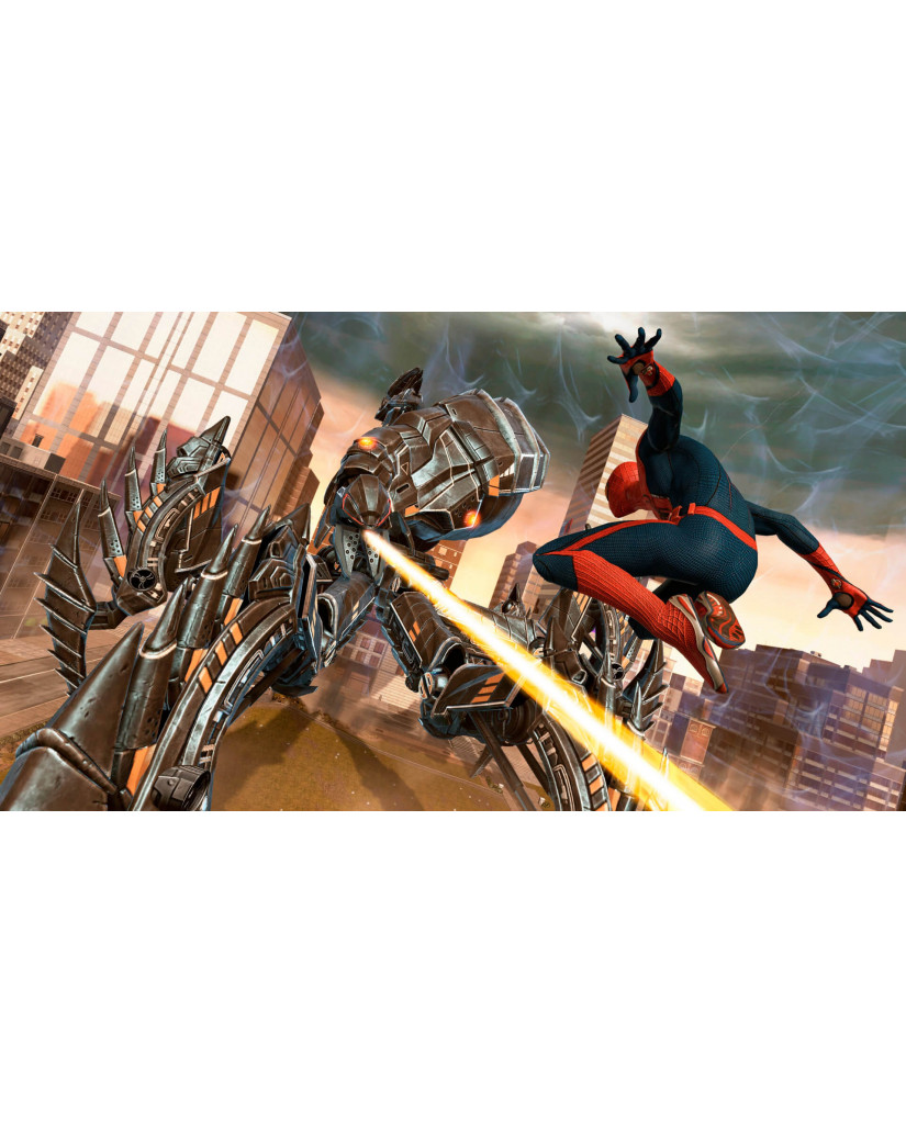 THE AMAZING SPIDERMAN - PS3 GAME