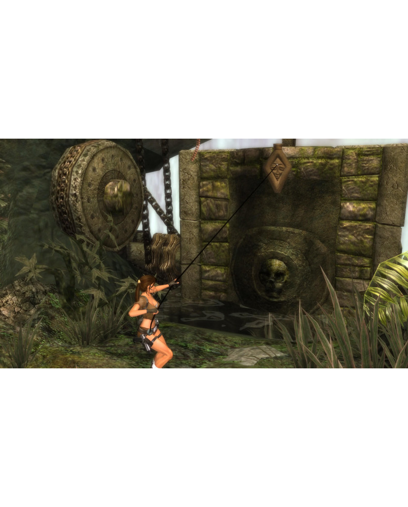 THE TOMB RAIDER TRILOGY HD - PS3 GAME