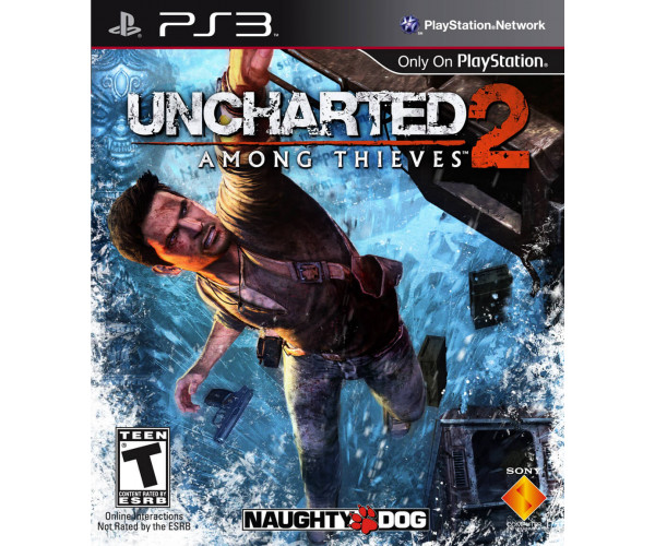 UNCHARTED 2 AMONG THIEVES ΜΕΤΑΧ. - PS3 GAME