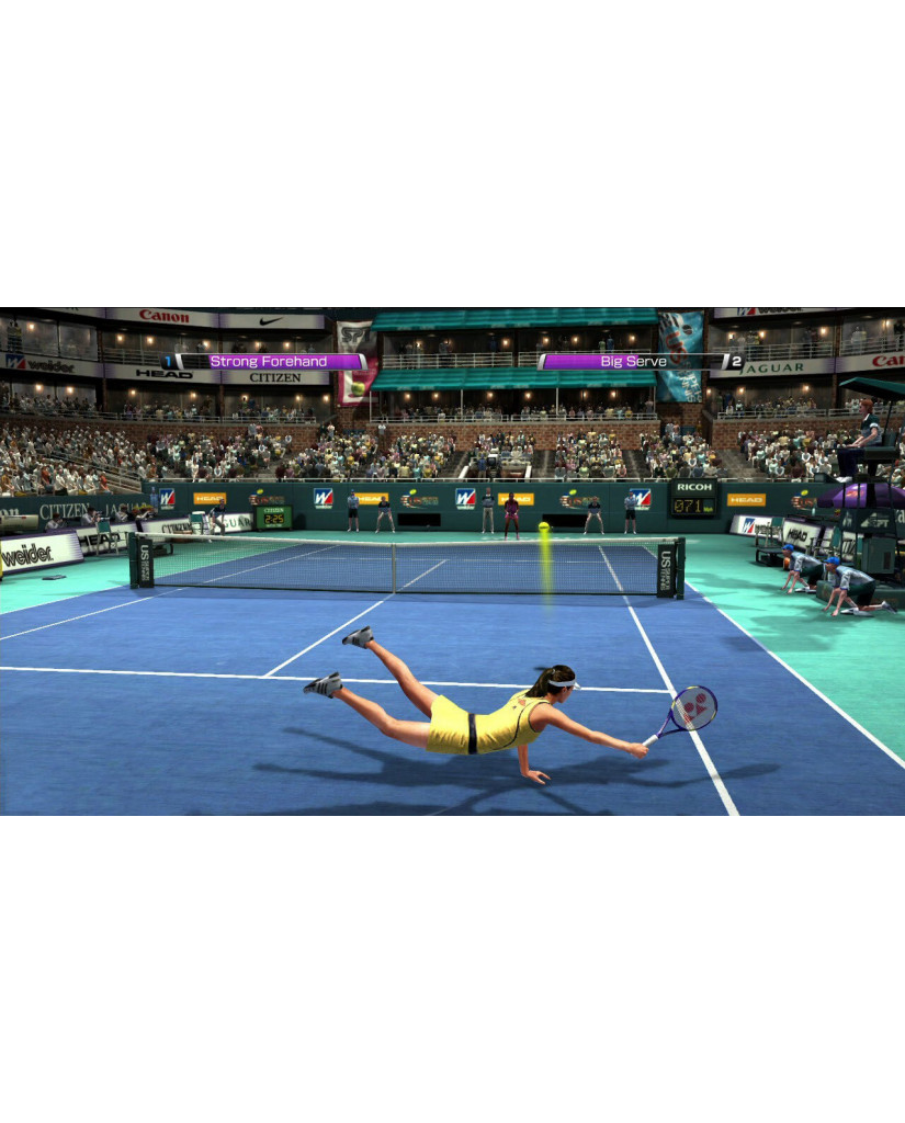 VIRTUA TENNIS 4 ESSENTIALS ΜΕΤΑΧ. - PS3 GAME