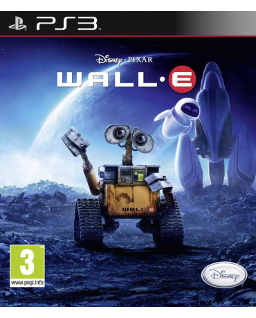 WALL-E - PS3 GAME