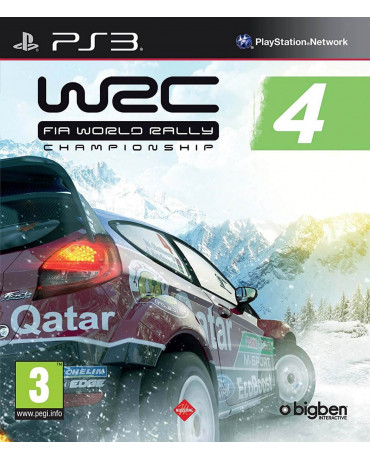 WRC 4 ΜΕΤΑΧ. - PS3 GAME