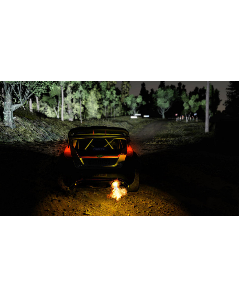 WRC 5 - XBOX 360 GAME