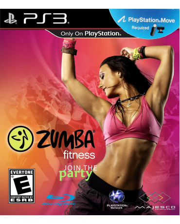 ZUMBA FITNESS: JOIN THE PARTY - PS3 GAME