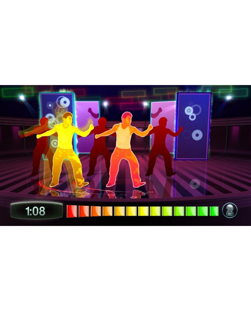 ZUMBA FITNESS: JOIN THE PARTY ΜΕΤΑΧ. - PS3 GAME