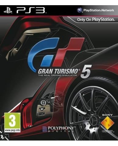 GRAN TURISMO 5 ΜΕΤΑΧ. ΕΛΛΗΝΙΚΟ - PS3 GAME
