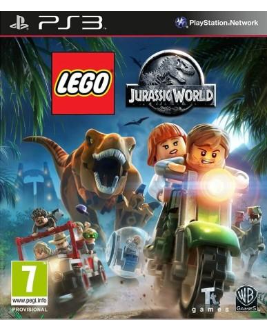 LEGO JURASSIC WORLD - PS3 GAME