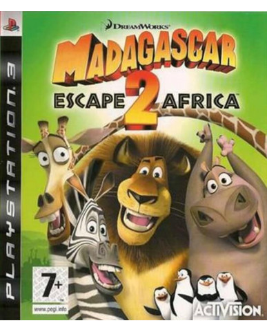 MADAGASCAR ESCAPE 2 AFRICA ΜΕΤΑΧ. - PS3 GAME