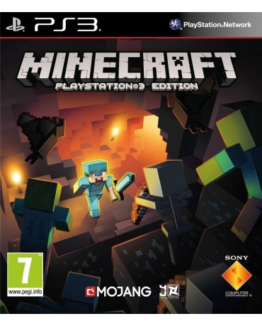 MINECRAFT PLAYSTATION 3 EDITION ΜΕΤΑΧ. - PS3 GAME