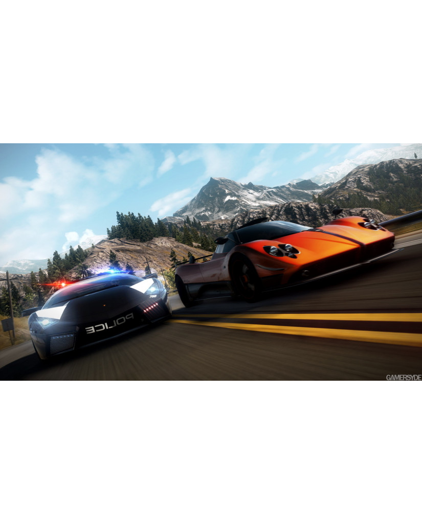 NEED FOR SPEED HOT PURSUIT ESSENTIALS - PS3 GAME