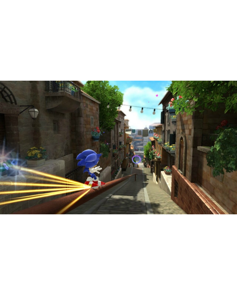 SONIC GENERATIONS ESSENTIALS METAX. - PS3 GAME