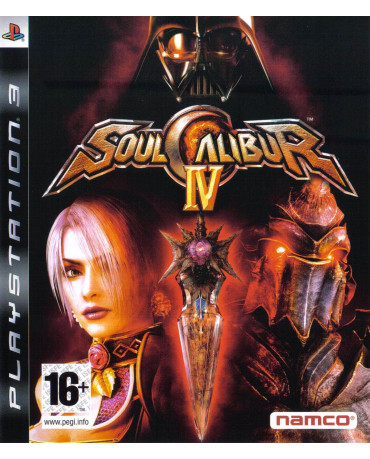 SOULCALIBUR IV ΜΕΤΑΧ. - PS3 GAME