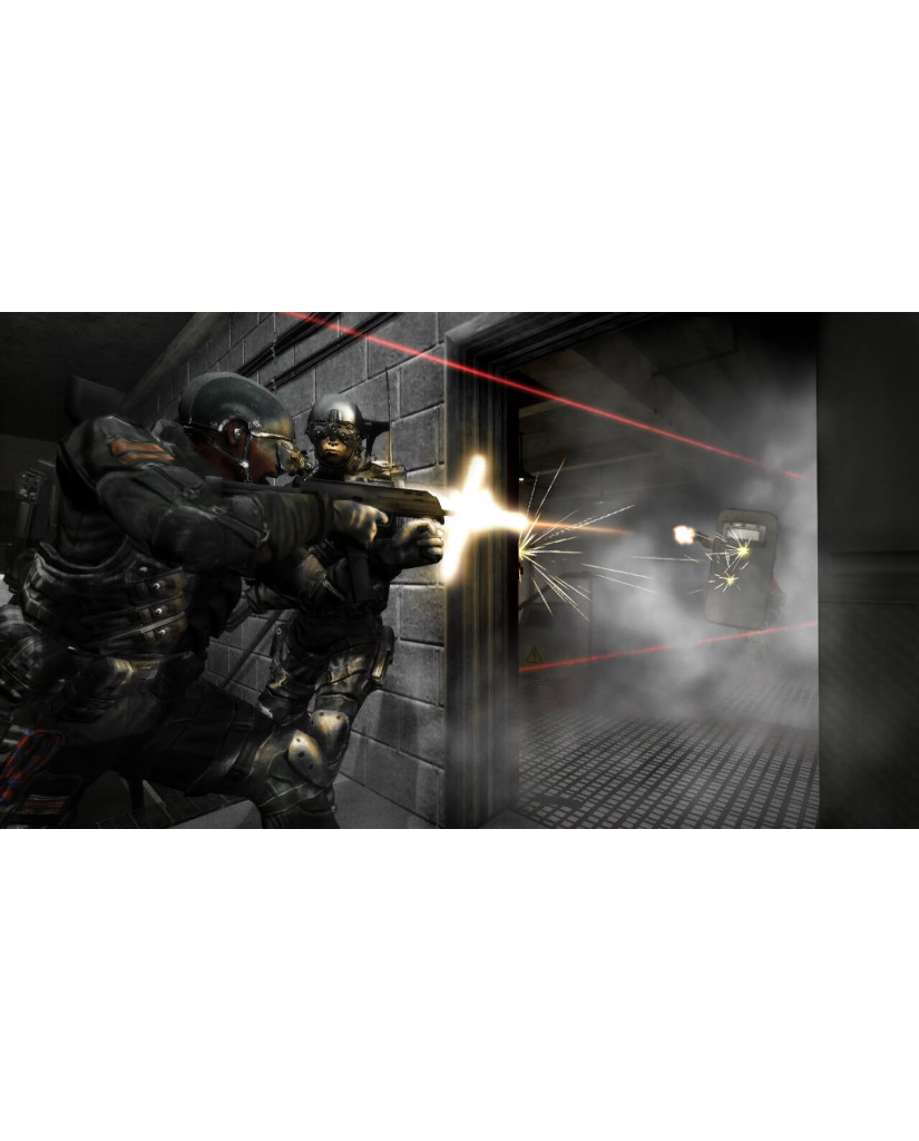 TOM CLANCY'S RAINBOW SIX VEGAS 2 COMPLETE EDITION ESSENTIALS - PS3 GAME