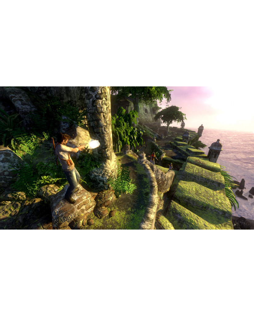 UNCHARTED DRAKE'S FORTUNE PLATINUM ΜΕΤΑΧ. - PS3 GAME