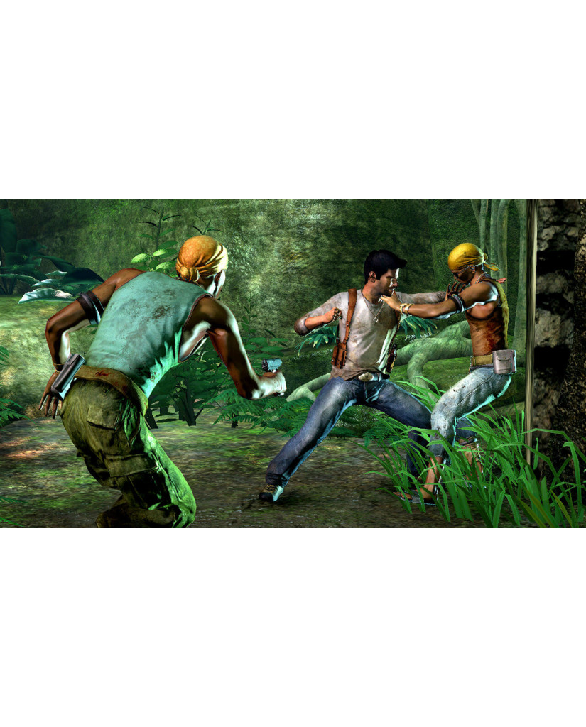 download torrent uncharted ps3