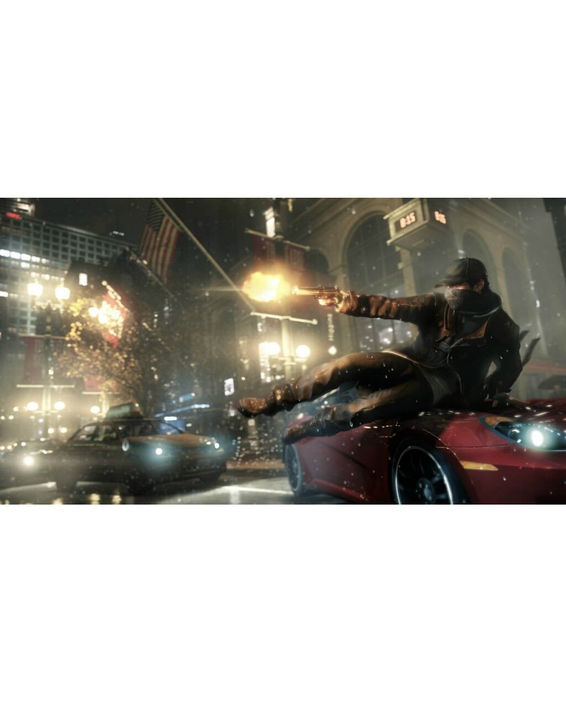 WATCH DOGS ΜΕΤΑΧ. - PS3 GAME