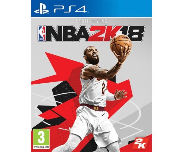 NBA 2K18 - PS4 GAME