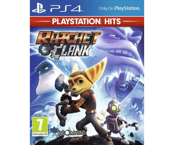 RATCHET & CLANK PLAYSTATION HITS - PS4 GAME