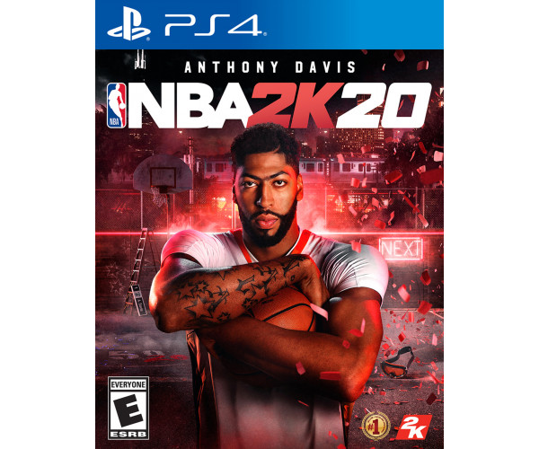 NBA 2K20 – PS4 NEW GAME