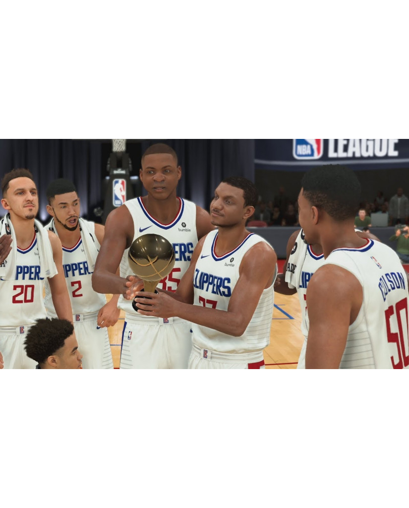 NBA 2K20 – XBOX ONE NEW GAME