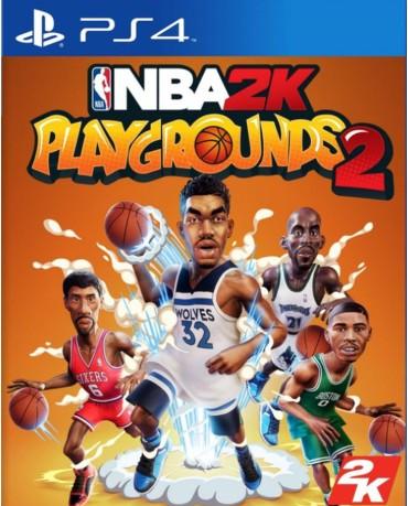 NBA 2K PLAYGROUNDS 2 - PS4 GAME