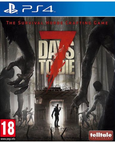 7 DAYS TO DIE - PS4 GAME