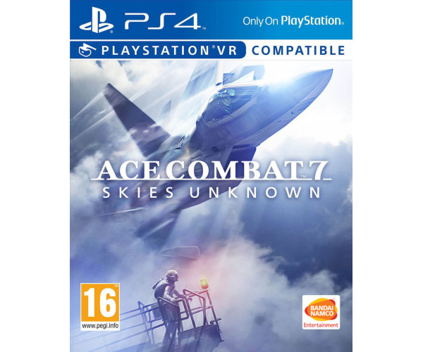 ACE COMBAT 7: SKIES UNKNOWN – PS4 NEW GAME