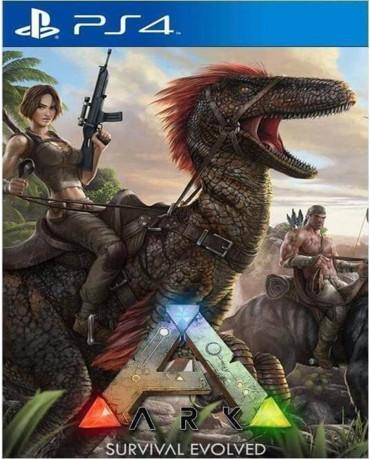 ARK: SURVIVAL EVOLVED - PS4 GAME
