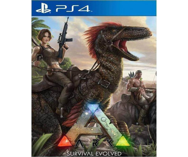 ARK: SURVIVAL EVOLVED - PS4 GAME