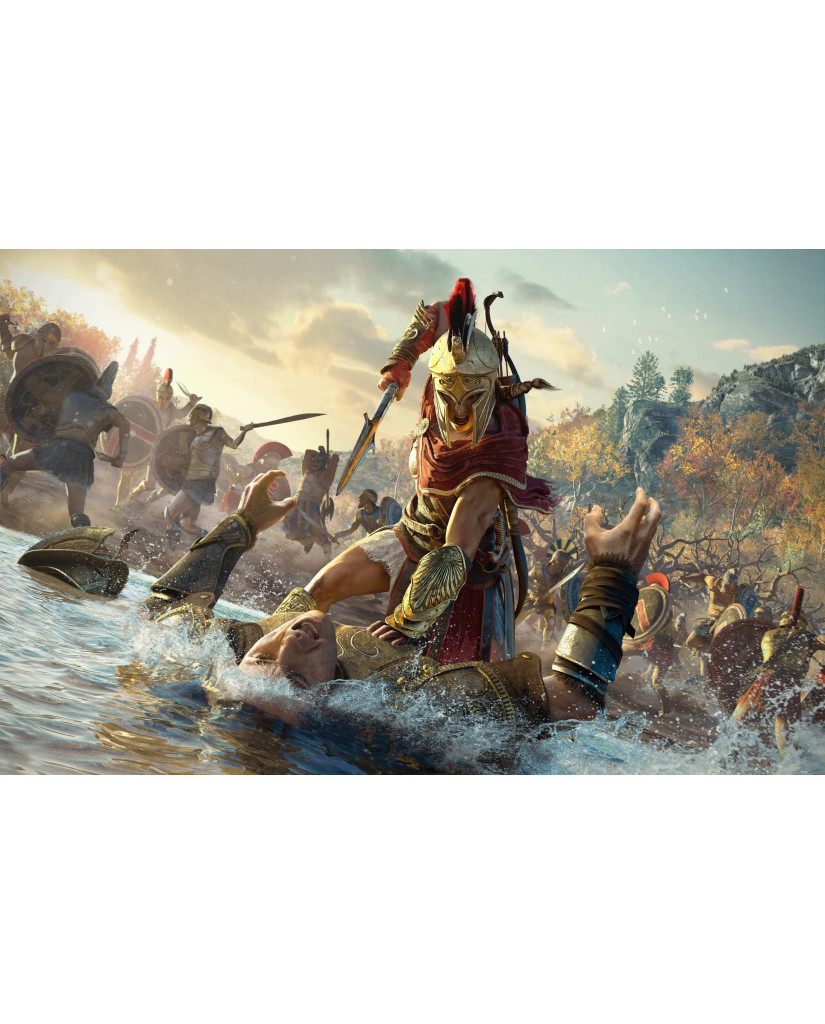 ASSASSIN'S CREED ODYSSEY – PS4 NEW GAME