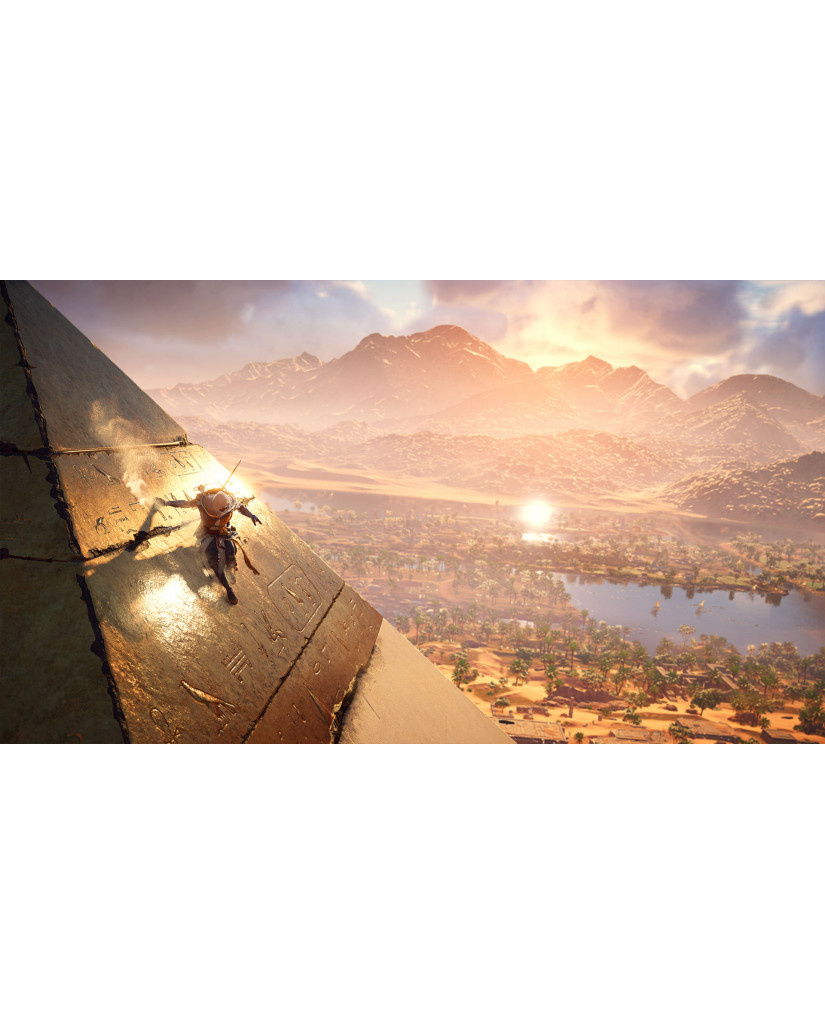 ASSASSIN'S CREED ORIGINS ΜΕΤΑΧ. - PS4 GAME