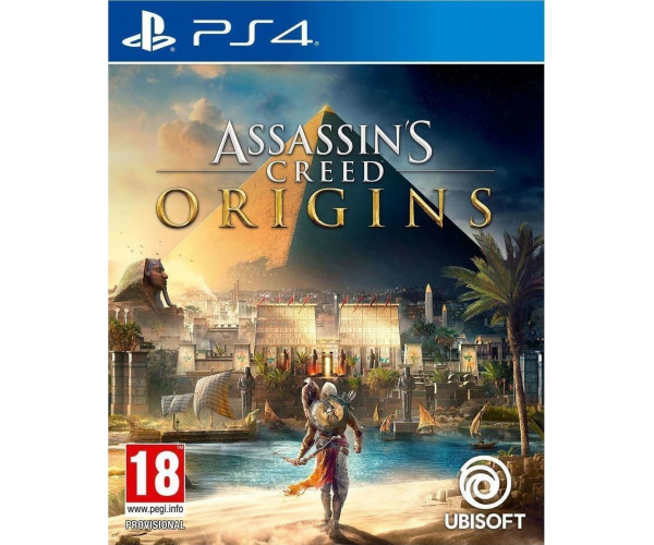 ASSASSIN'S CREED ORIGINS - PS4 NEW GAME