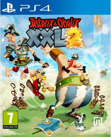 ASTERIX & OBELIX XXL 2 - PS4 NEW GAME