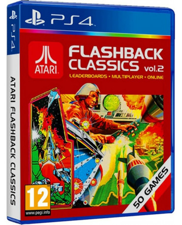 ATARI FLASHBACK CLASSICS VOLUME 2 - PS4 GAME