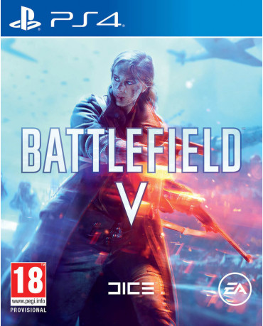 BATTLEFIELD V - PS4 NEW GAME