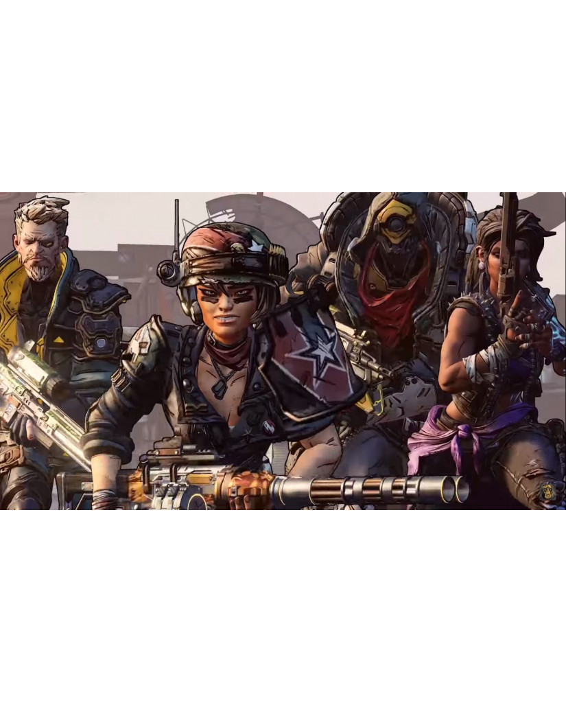 BORDERLANDS 3 ΠΕΡΙΛΑΜΒΑΝΕΙ GOLD WEAPON SKINS PACK - PS4 NEW GAME